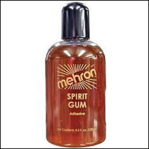 Mehron Spirit Gum-Spirit Gums & Removers-Mehron-4.5oz-The Theatrical Make Up Store