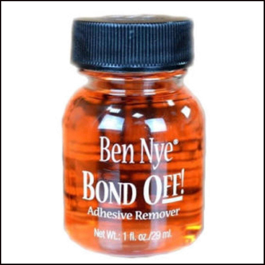 Ben Nye Bond Off-Spirit Gums & Removers-Ben Nye-1oz-The Theatrical Make Up Store