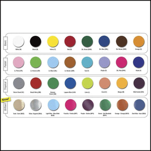 Mehron Paradise Make Up AQ 8-Colour Palette-Face Paint & Stage Make-Up-Mehron-The Theatrical Make Up Store