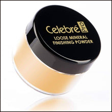 Celebre HD Loose Mineral Finishing Powder-Face Powders-Mehron-The Theatrical Make Up Store