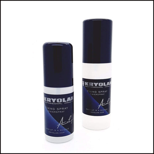 Kryolan Professional Fixing Spray-Setting Sprays & Sealers-Kryolan-The Theatrical Make Up Store