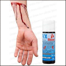 Kryolan F/X Blood-Bloods-Kryolan-The Theatrical Make Up Store