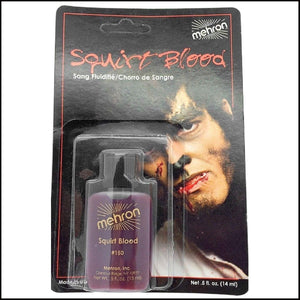 Mehron Squirt Blood FX Theatrical Blood-Bloods-Mehron-Bright-The Theatrical Make Up Store