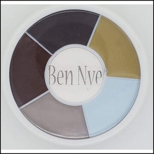 "Ben Nye Theatrical Wheel ""Monster"" Special Effects-Make Up Wheels-Ben nye-The Theatrical Make Up Store"