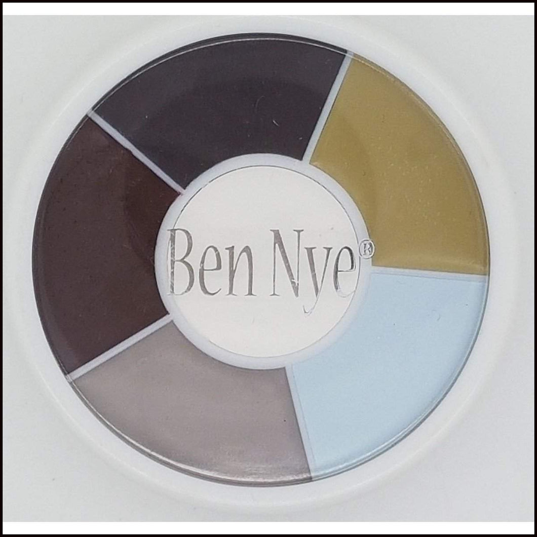 Ben Nye Theatrical Wheel