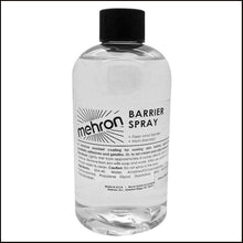 Mehron Barrier Spray Seals Sensative Skin and Seal Make Up-Setting Sprays & Sealers-Mehron-266ml-The Theatrical Make Up Store