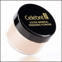 Celebre HD Loose Mineral Finishing Powder-Face Powders-Mehron-Light/Medium-The Theatrical Make Up Store