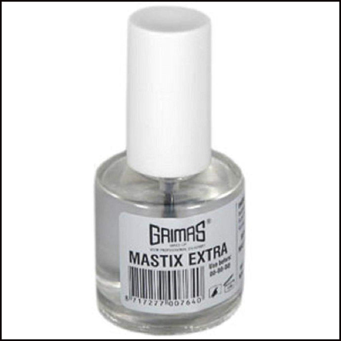 Grimas Mastix Extra ~ Glue ~ Make-up adhesive ~ Glitter Glue ~ Prosthetic glue-Spirit Gums & Removers-Grimas-The Theatrical Make Up Store