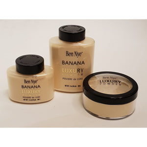 Ben Nye Luxury Powders, Banana Powder