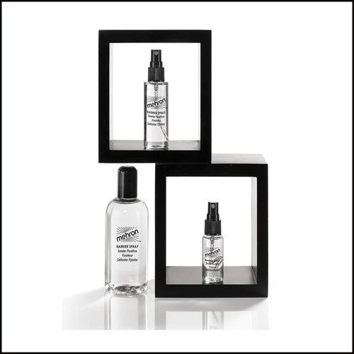 Mehron Barrier Spray Seals Sensative Skin and Seal Make Up-Setting Sprays & Sealers-Mehron-The Theatrical Make Up Store