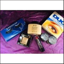 Beauty Box, Mehron and Ben Nye Products.