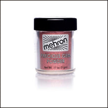 Mehron Precious Gem Powder Pigment-Face Powders-Mehron-Garnet-The Theatrical Make Up Store