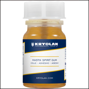 Kryolan Mastix Spirit Gum 50ml-Spirit Gums & Removers-Kryolan-The Theatrical Make Up Store