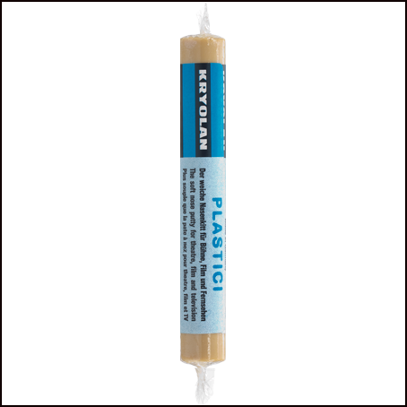 Kryolan Plastici 20g Stick. Theatrical Modelling Wax SFX-Face Putty & Wax-Kryolan-The Theatrical Make Up Store