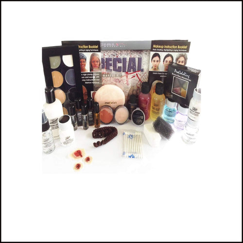 Mehron All-Pro Special FX Kit Halloween Make Up Kit-Sets & Kits-Mehron-The Theatrical Make Up Store