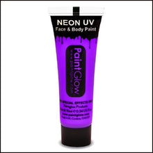 PaintGlow UV Face Paint & Body Paint, 13ml-Face Paint & Stage Make-Up-PaintGlow-The Theatrical Make Up Store