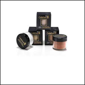 Mehron Celebre Pro HD Loose Mineral Setting Powder-Face Powders-Mehron-The Theatrical Make Up Store