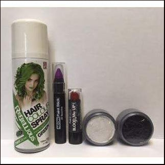Fancy Dress Make-Up Joker Kit-Face Paint & Stage Make-Up-PaintGlow-The Theatrical Make Up Store