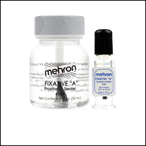 Mehron Fixative 'A' Special Effects FX Prosthetic Sealer-Spirit Gums & Removers-Mehron-The Theatrical Make Up Store