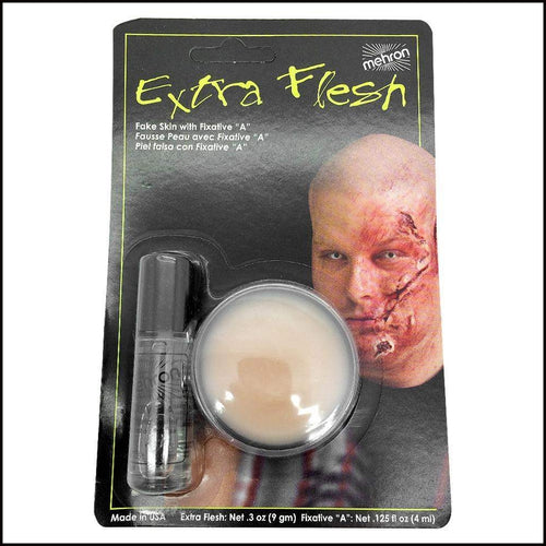 Mehron Extra Flesh with Fixative-SFX Make Up-Mehron-The Theatrical Make Up Store