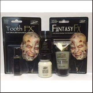 Zombie Kit-Sets & Kits-Mehron-The Theatrical Make Up Store
