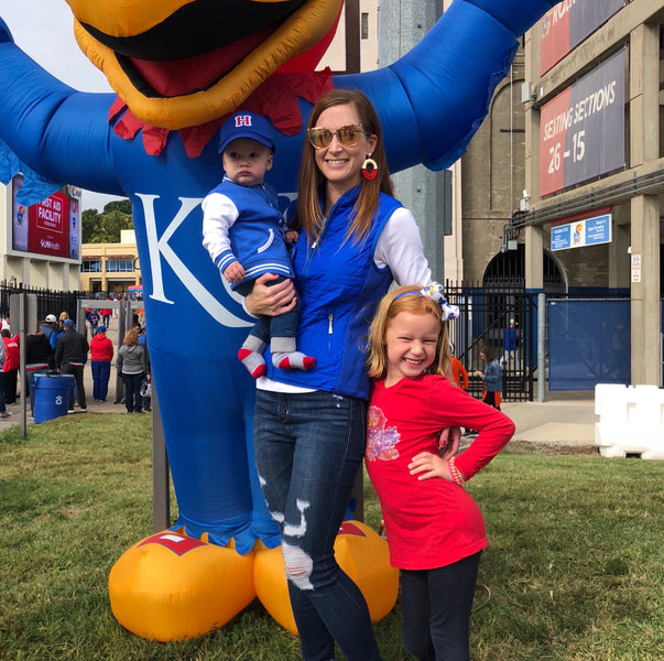 Winning Gameday with Kids