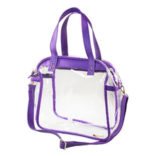 Stadium Tote - Purple