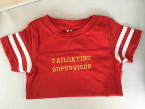 Custom Gameday Ts & Onesies-Multiple Colors