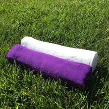Spirit Swaddle - Purple + White 2 pack
