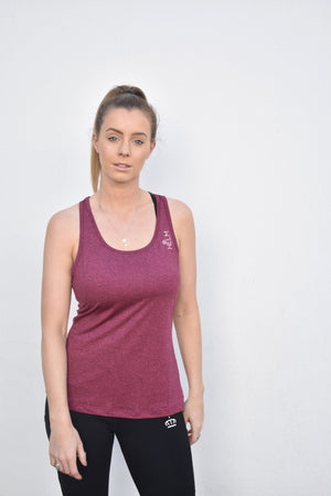Women's Breathe Vest Top