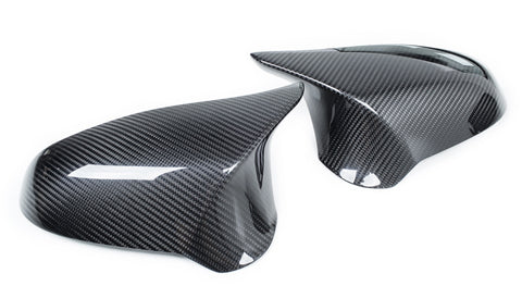 BMW M Performance Carbon Fiber Mirror Cap Set - F8X M3/M4