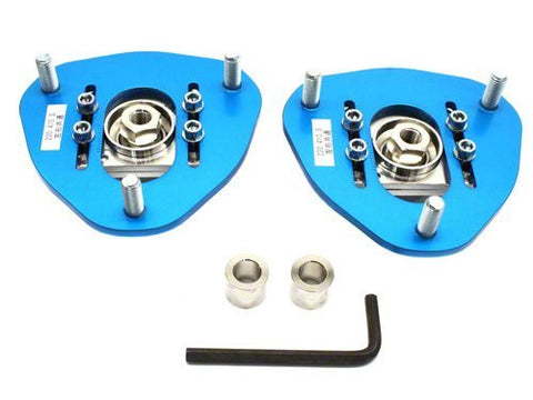 Cusco Front Adjustable Camber Plates - 86