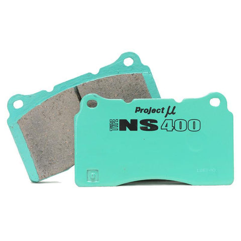 Project Mu NS400 Street Brake Pads - 86
