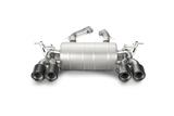 Akrapovic Evolution Exhaust System - F87 M2