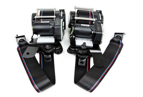 BMW OEM Competition Seat Belts - F82 M4