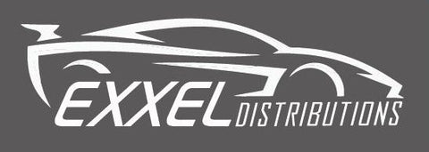 Exxel Distributions Logo Decal