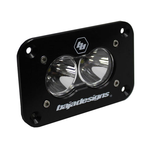 Baja Designs S2 Pro Flush Mount LED Light - Jeep