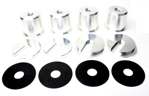 SPL Pro Solid Rear Subframe Bushing Kit - 86