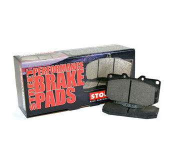 Stoptech Performance Brake Pads - 86