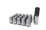 Muteki SR35 Closed End Lug Nuts w/ Lock Set - 12x1.25