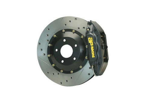 AP Racing 6 Piston Front Big Brake Kit - 86