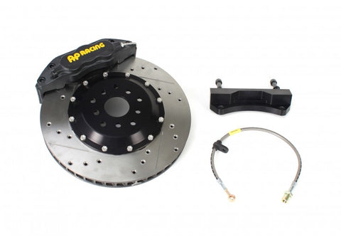 AP Racing 4 Piston Rear Big Brake Kit - 86