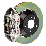 Brembo GT-R 4-Piston 345x28mm Front Big Brake Kit - 86