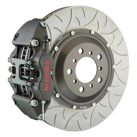Brembo Race 4-Piston 345x28mm Rear Big Brake Kit - E9X M3
