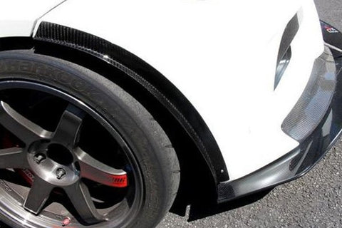 APR Performance Front Bumper Sparts - E9X M3