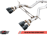AWE Tuning Track Edition Exhaust - F8X M3/M4