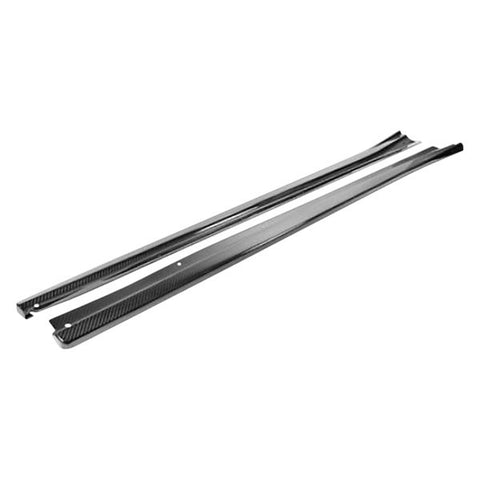 APR Performance Carbon Fiber Side Rocker Extensions - 86