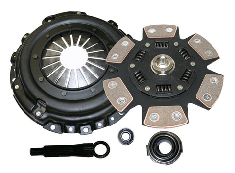 Competition Clutch Stage 4 6-Pad Ceramic Clutch Kit - 86