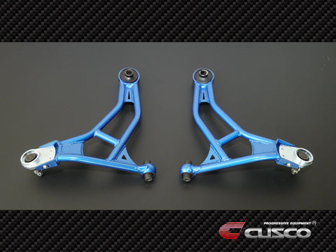 Cusco Adjustable Front Lower Control Arms - 86