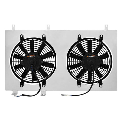 Mishimoto Plug n Play Performance Aluminum Fan Kit - 86